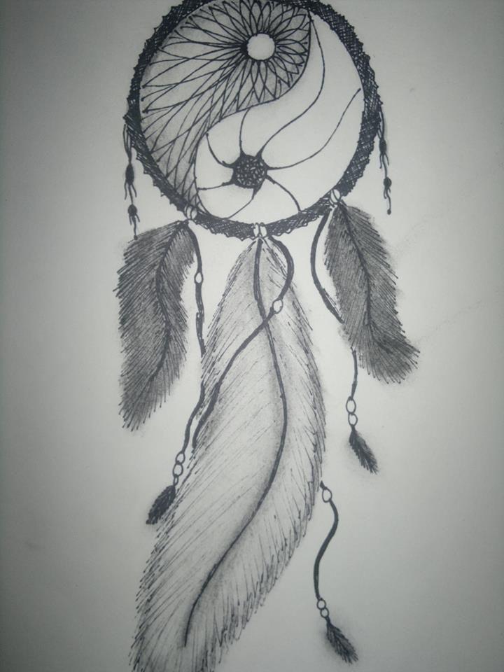 Dreamscatcher Dibujos Dibujos Arte Y Atrapasueños