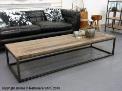 Table basse pieds triangulaires d co atelier chehoma hanjel pinterest table basse table - Chehoma table basse ...