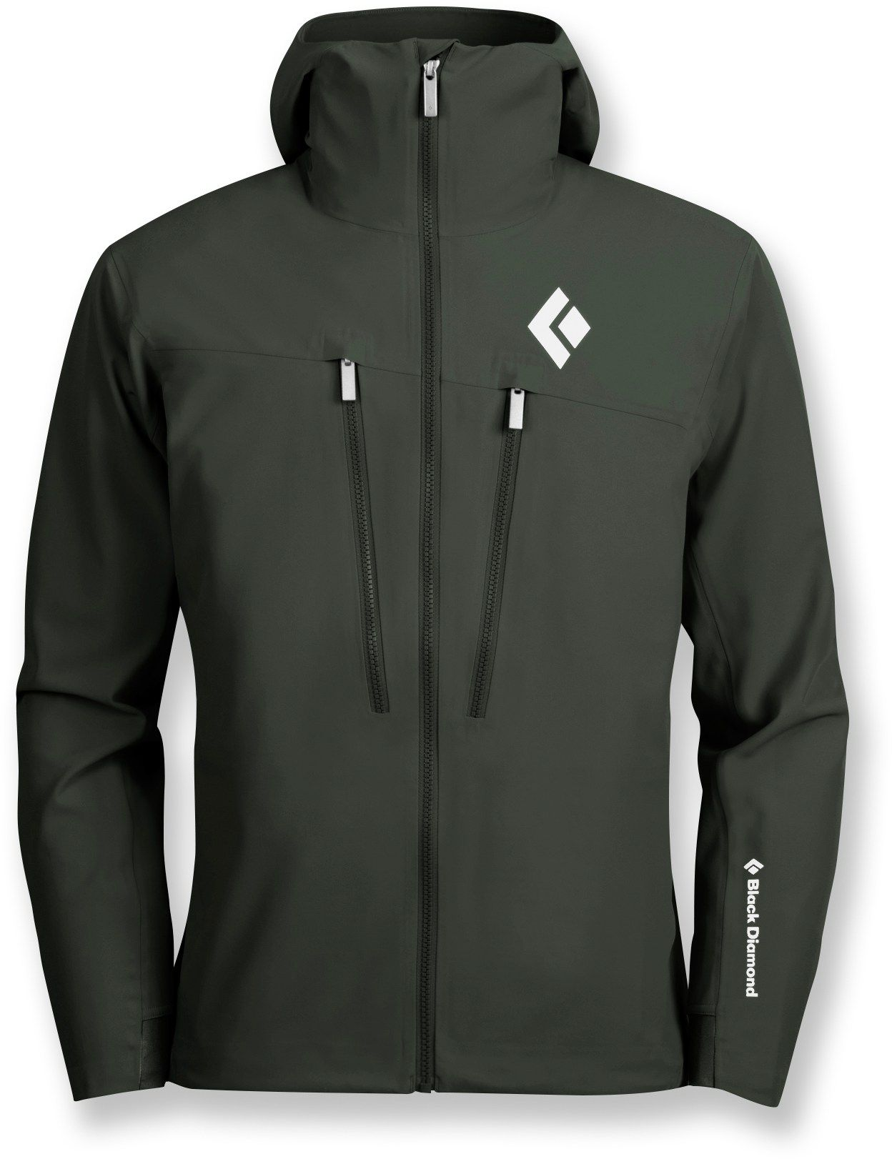 Black Diamond Male Induction SoftShell Jacket Men's