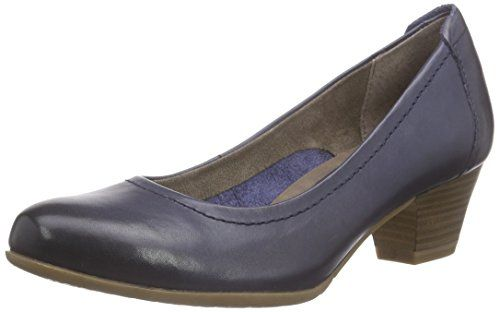 Tamaris Damen 22302 Pumps, Braun, 41 EU