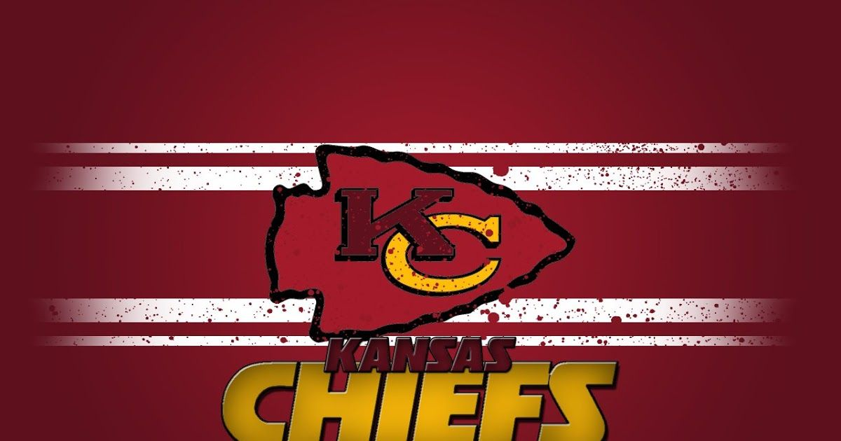Home Screen Wallpaper Chiefs Logo In 2020 Kansas City Chiefs Logo Chiefs Logo Chiefs Wallpaper