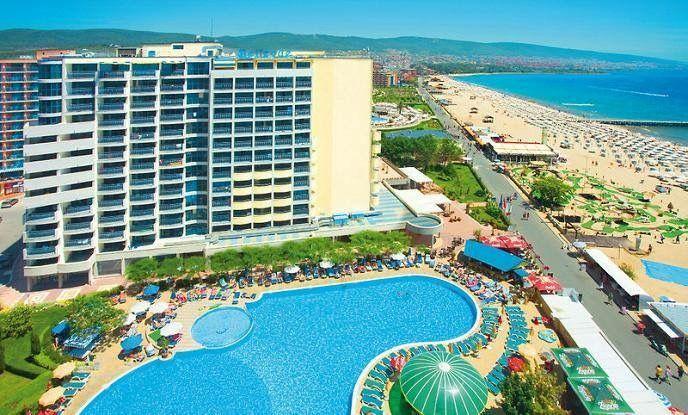 Bellevue Beach Hotel In Sunny Beach Bulgaria Bulgaria Bellevue