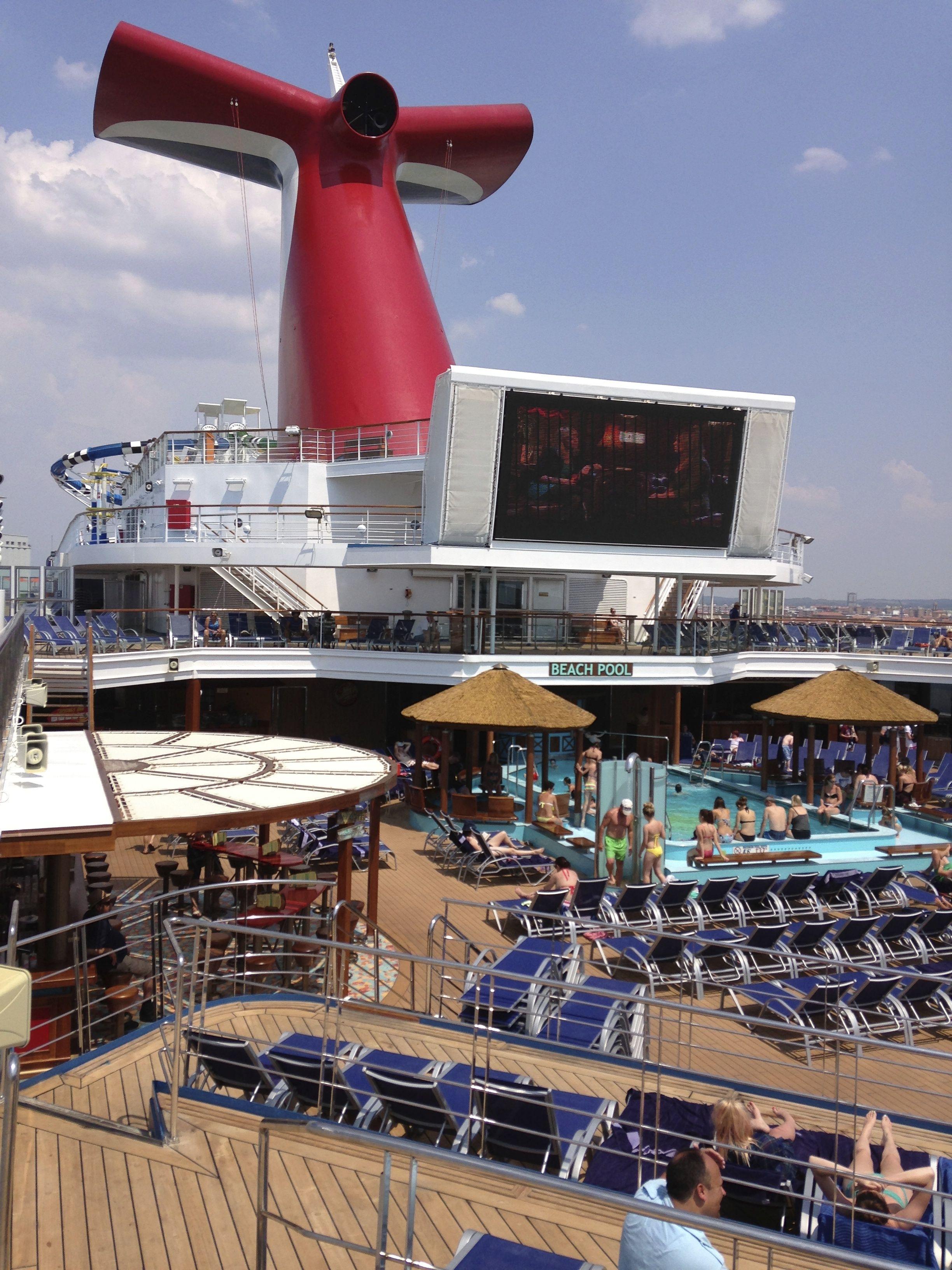 Carnival Sunshine Cruise Ship Review Audio Podcast Carnival - Cruise ship reviews