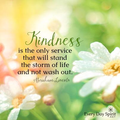 After the storm, kindness remains. #kindness For the app of ...