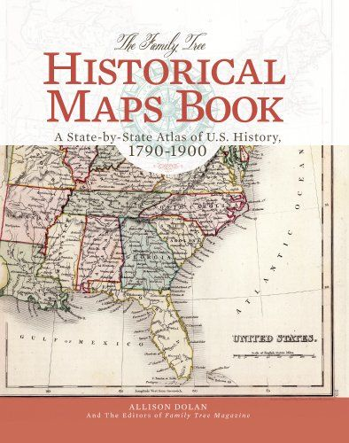 The family tree historical maps book a state by state atlas of us the family tree historical maps book a state by state atlas of us new mexico historyus fandeluxe Gallery