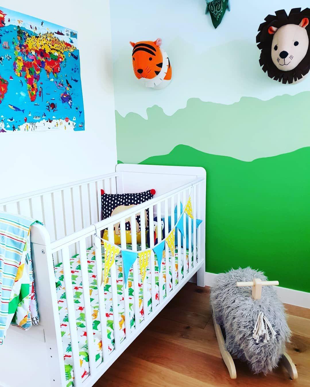 Safari / Jungle themed kids bedroom Kids Bedroom Ideas ...