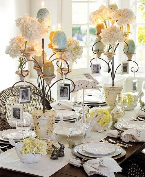 100 Cool Easter Decorating Ideas | Easter Decor | Pinterest | Easter ...