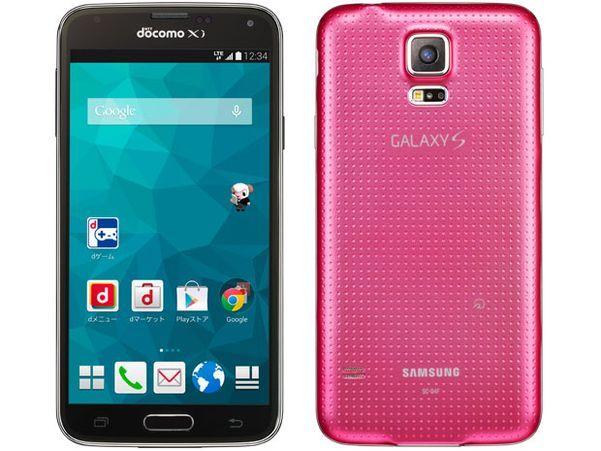 Samsung GALAXY S5 in Pink in Japan vorgestellt  #samsunggalaxys5