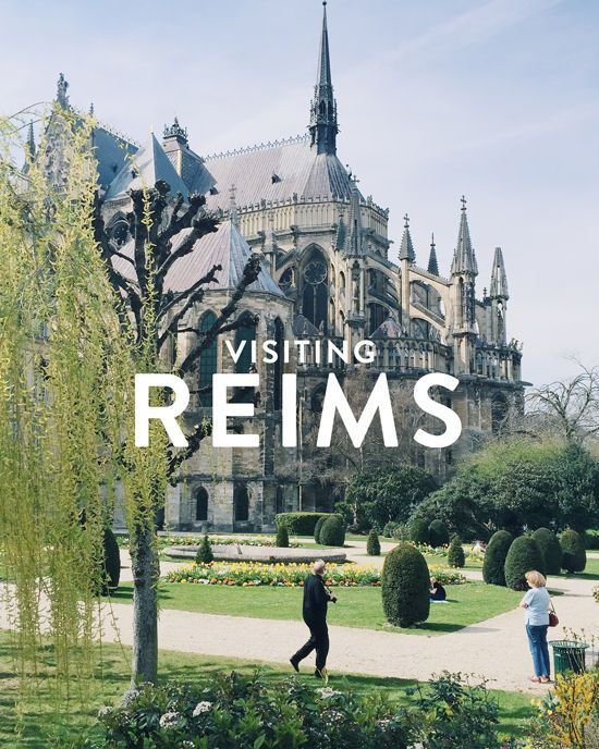 i have visited paris (here and more recently here) and the south of france (here), but have never ventured to the champagne area! after a few days in paris, we took a short 45 minute train ride to rei