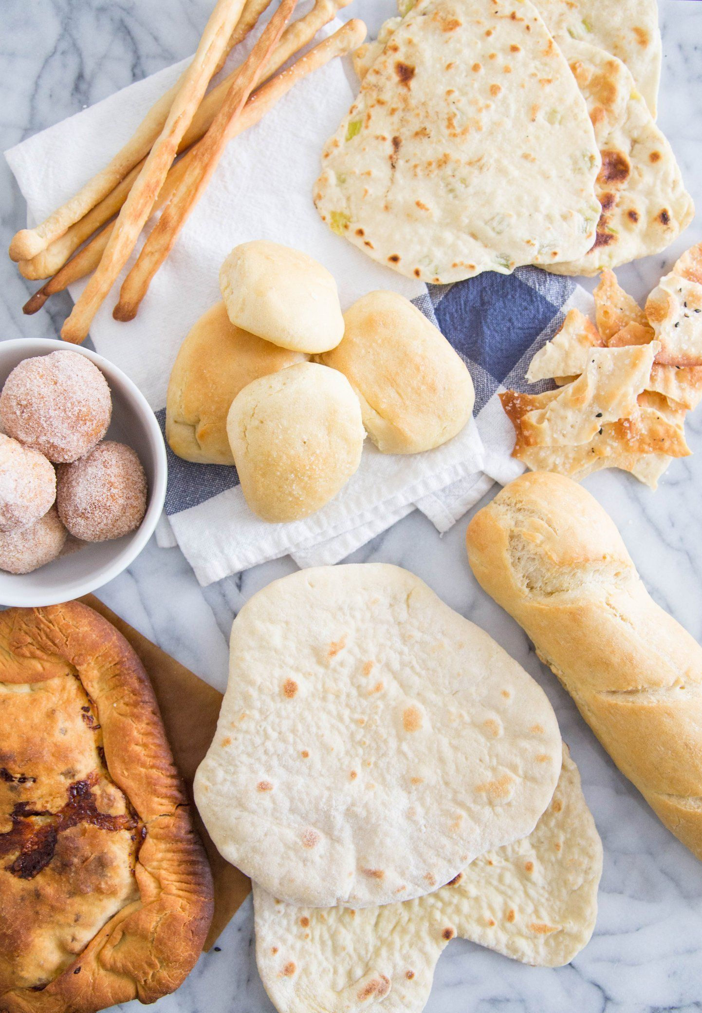 8 Glorious Ways to Use Pizza Dough (Besides Making Pizza!)