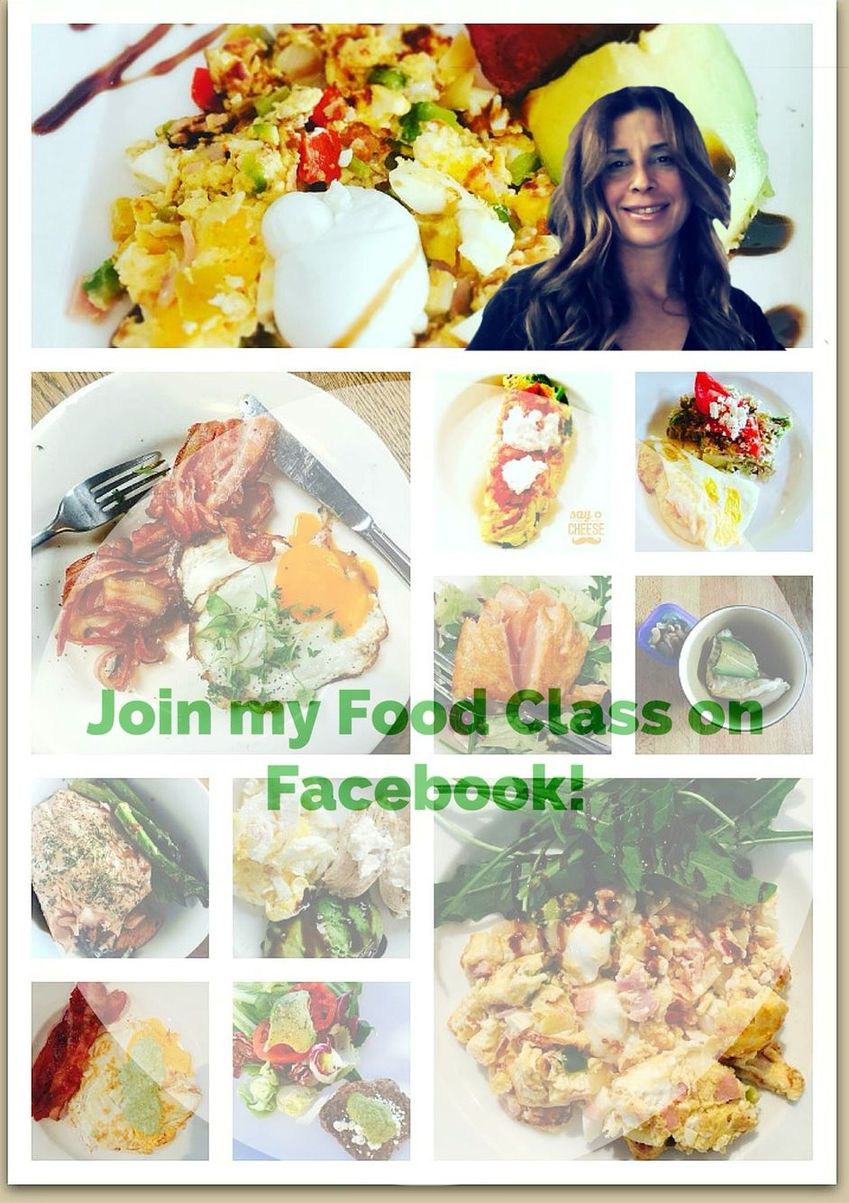 Join my Faceboo Food Class on Feb 22nd! Send me an email to marianaheaveyfitness@gmail.com to sign up!