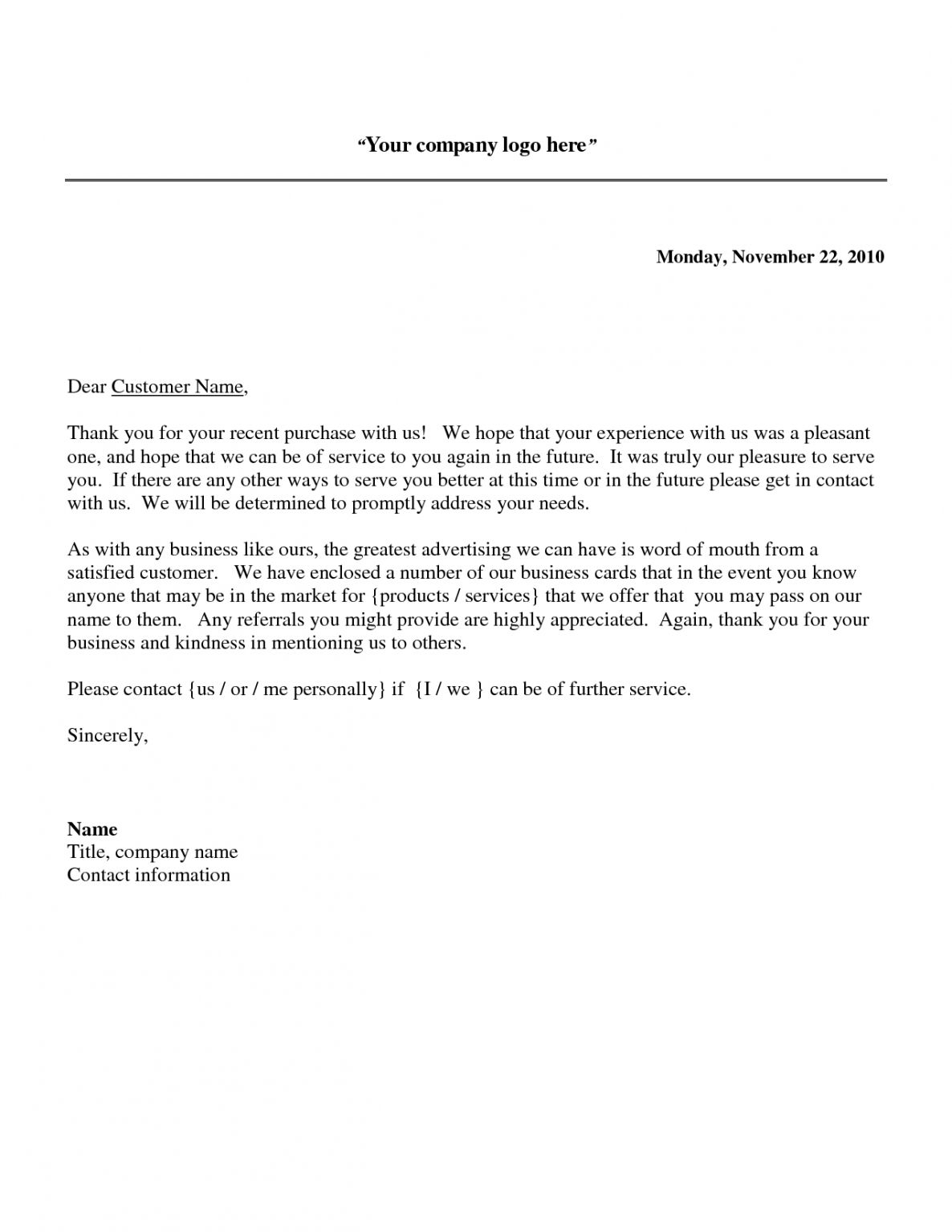 Printable Thank You For Attending Email Template Excel Sample In 2021 Business Letter Example Business Letter Template Lettering