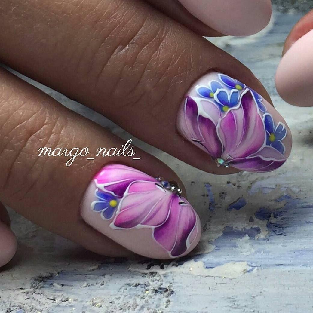 margo_nails_ - Аппаратный маникюр ,ручная роспись гель лаком ...