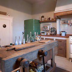 Casa in campagna: cucina in stile di marco bonucci fotografo | idea ...