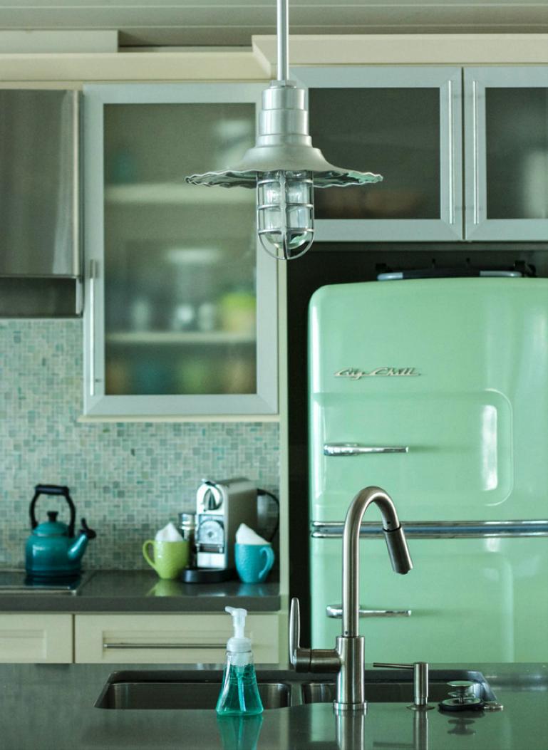 Studio Fridge | Big chill, Retro refrigerator and Refrigerator