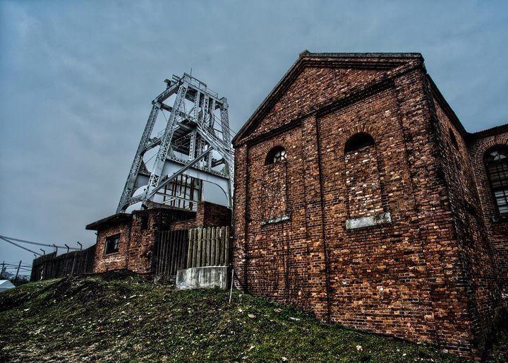 日本のオススメ廃墟15選    三池炭鉱(福岡県)