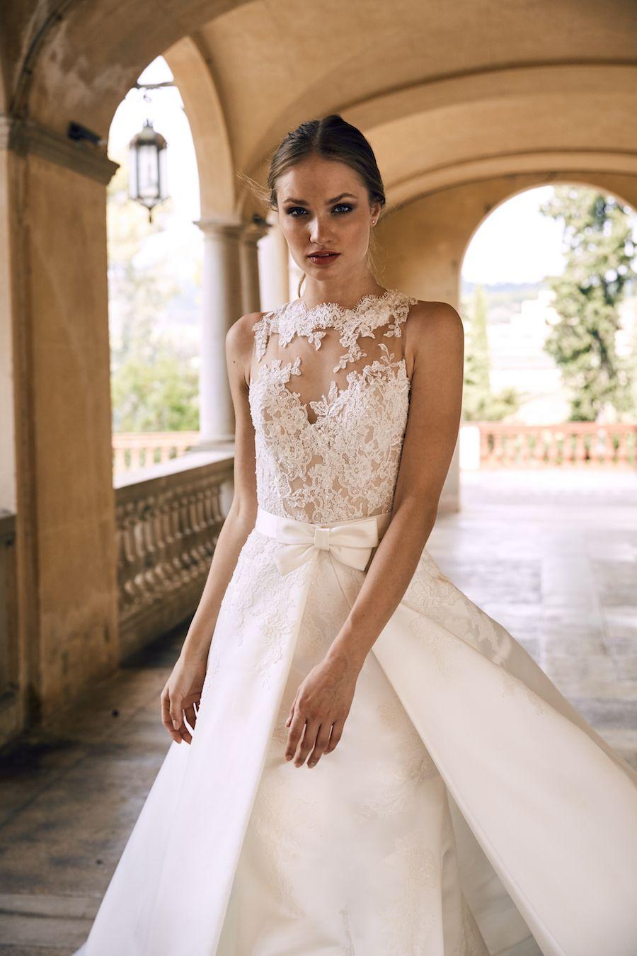 La Sposa Collezione 2018: abiti romantici e sensuali   La sposa ...
