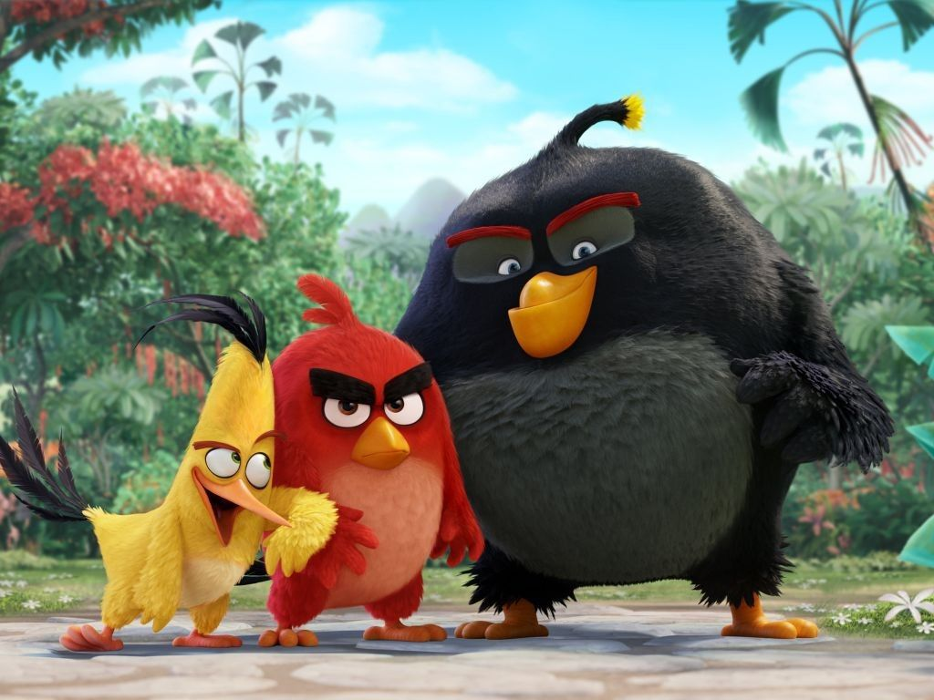 The Angry Birds Movie Pictures Rotten Tomatoes Cartoons