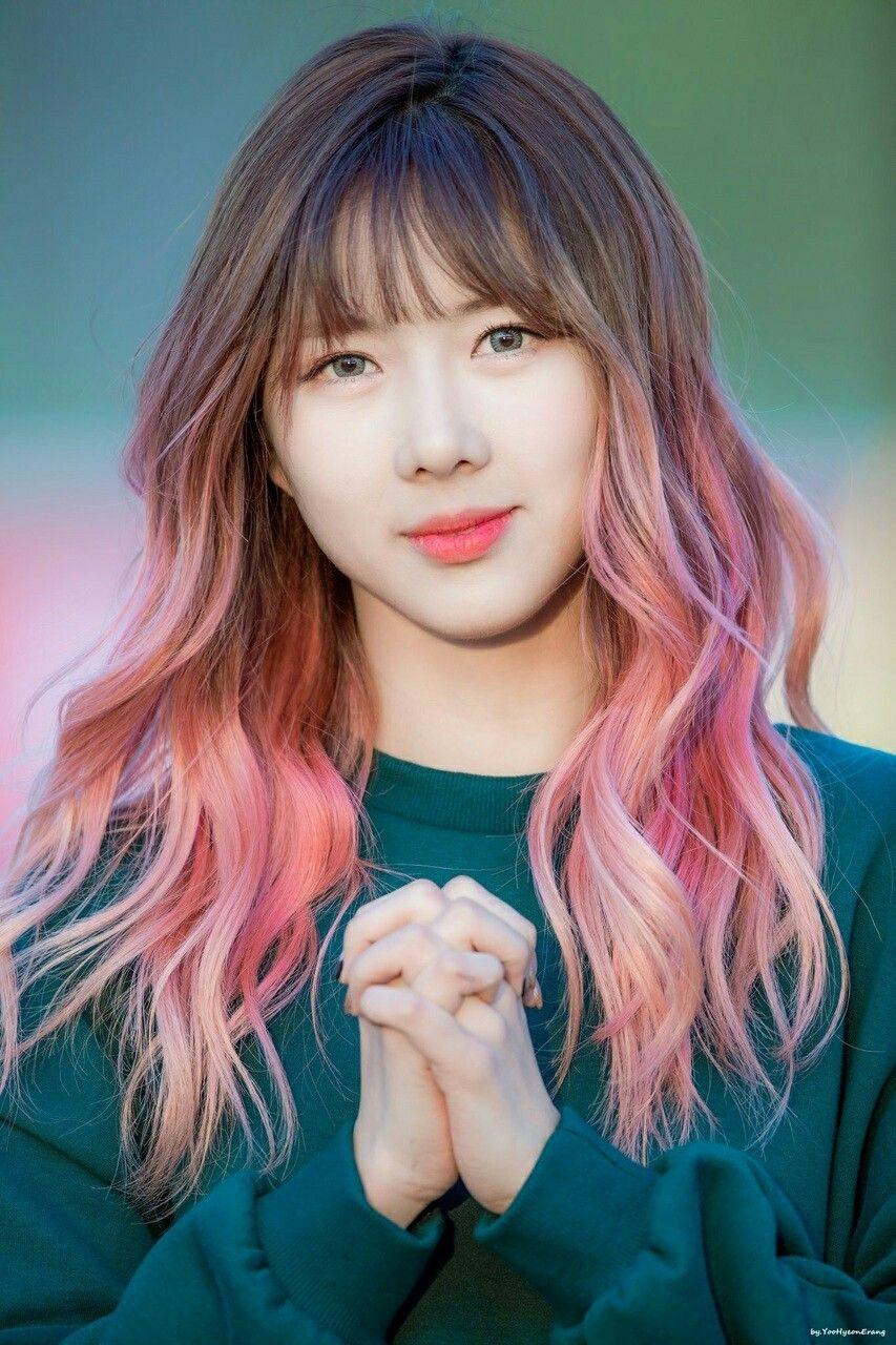 My Sunshine Kpop Hairstyle Fashion Girls Hair In 2019 Kpop