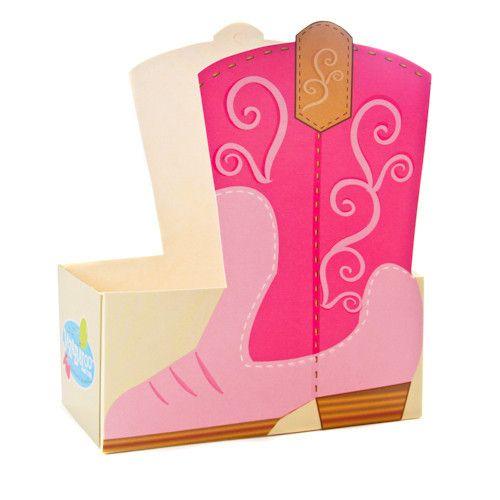 Jazabaloo Treat Cartons - Cowgirl & Pony