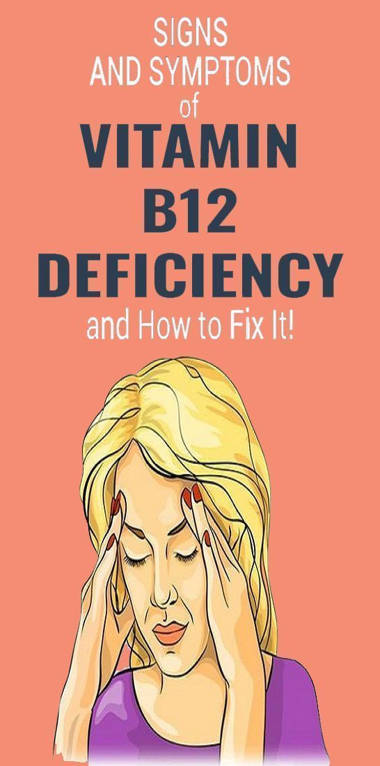 Photo of Signs Of Vitamin B12 Deficiency You Should Never Ignore