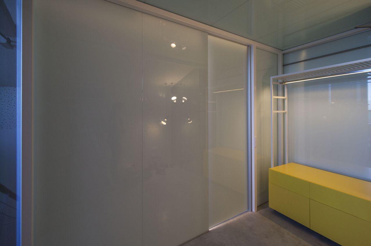 Interior habitaciones. Proyecto: Habitación de invitados. Diseñador: Alfons Tost Interior Design