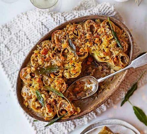 Bbc good food mushroom vegan rotolo vegangf meals pinterest food bbc good forumfinder Images