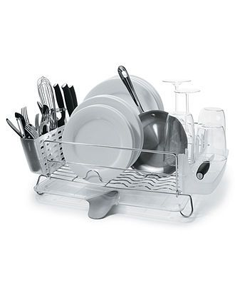 Dish Rack Folding Stainless Steel With Images Dish Racks
