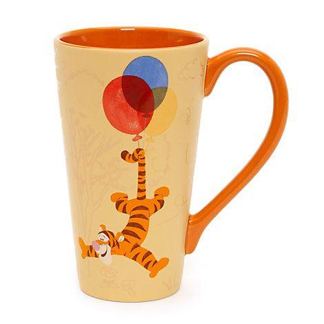 Winnie Puuh - Tigger Becher hoch | Winnie Puuh und Freunde | Glas ...
