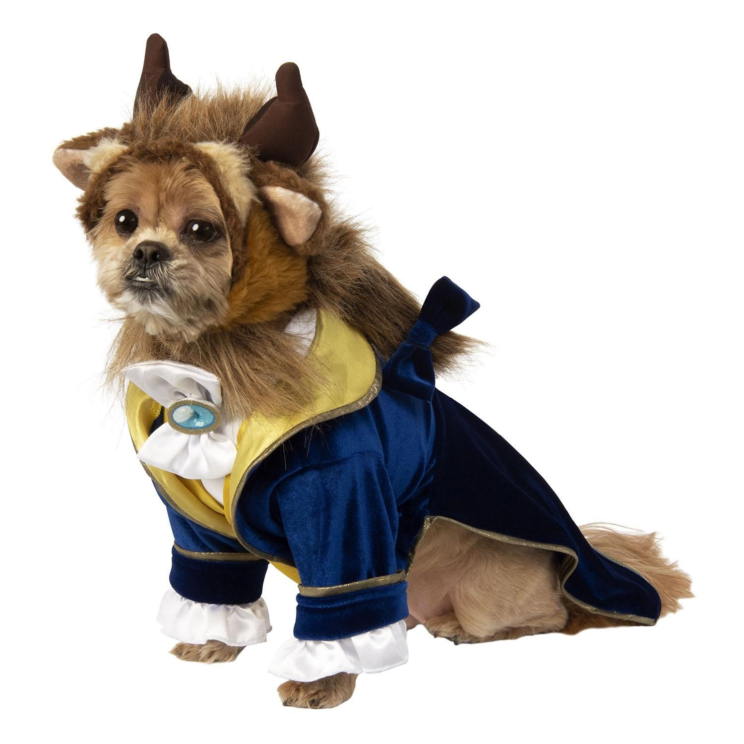 Beauty And The Beast Dog Costume By Rubie S Beast In 2020