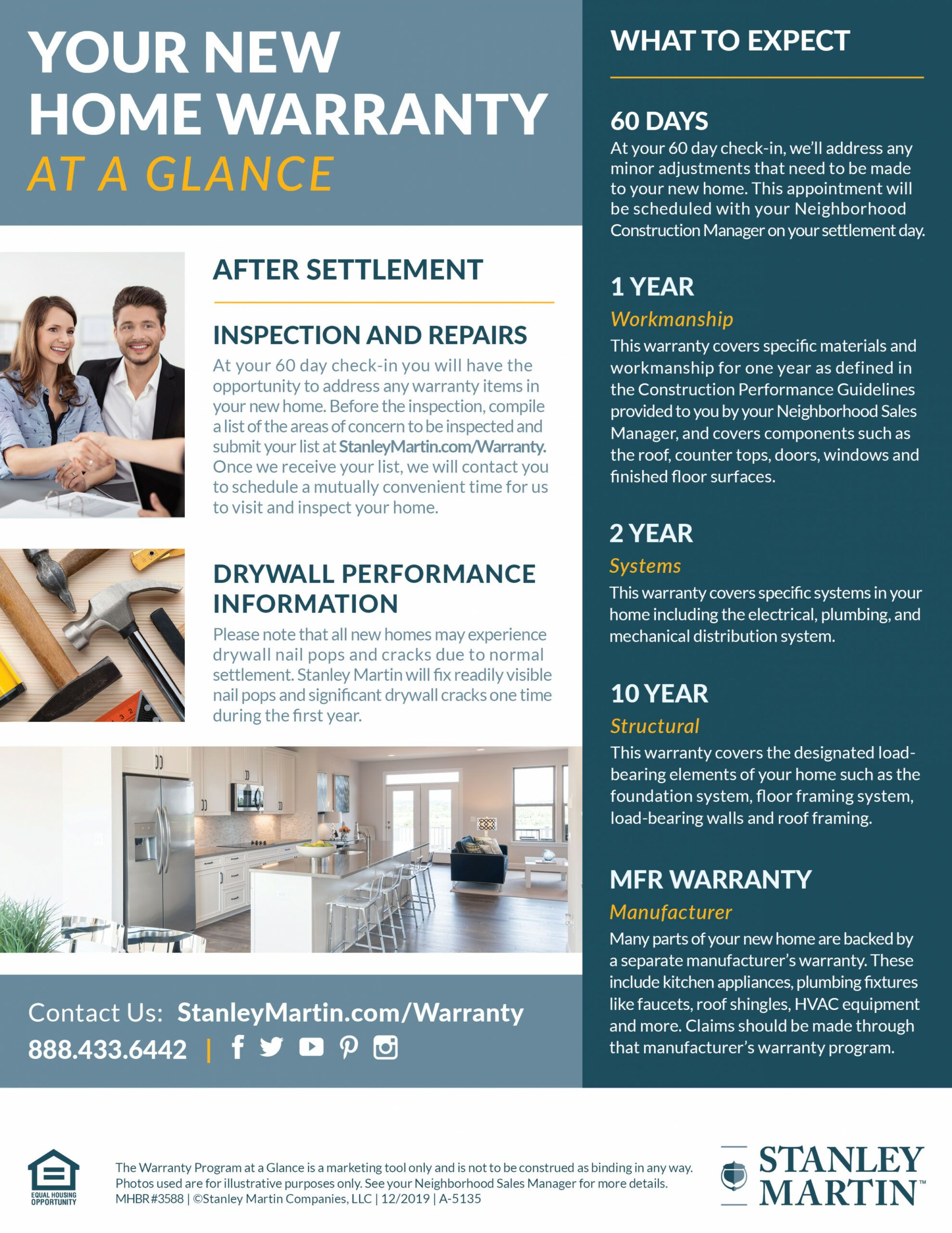 7 First American Home Warranty Plan Brochure 7 First American Home