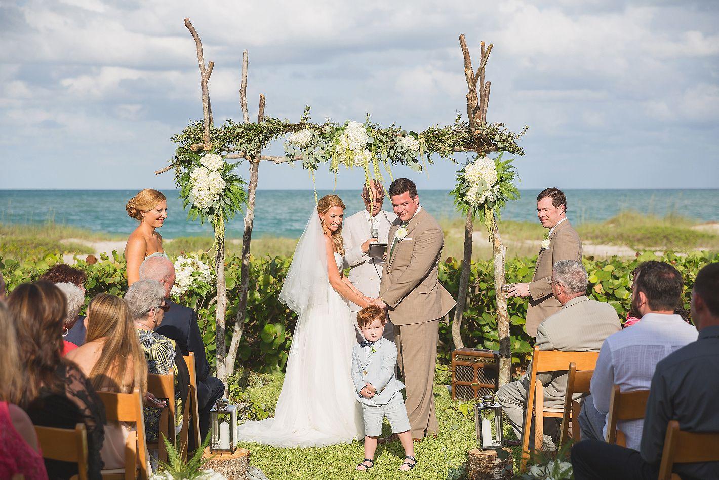Wedding beach house  vero beach wedding sur la mer wedding private house wedding vero