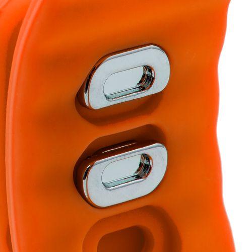 BlueWeigh Fitness Activity Tracker Orange in Rainbow