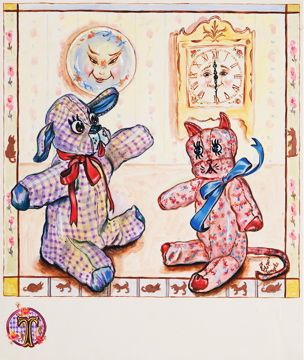 THE GINGHAM DOG AND THE CALICO CAT-