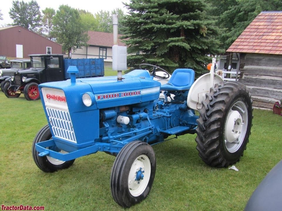 Pin On Ford Tractors