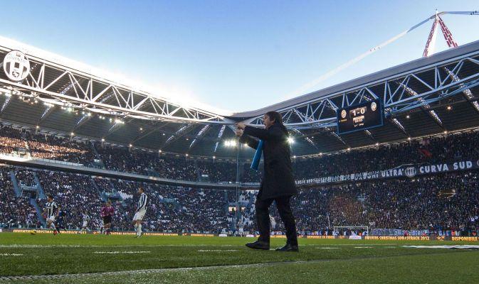 Juventus vs. Atalanta Mister Conte