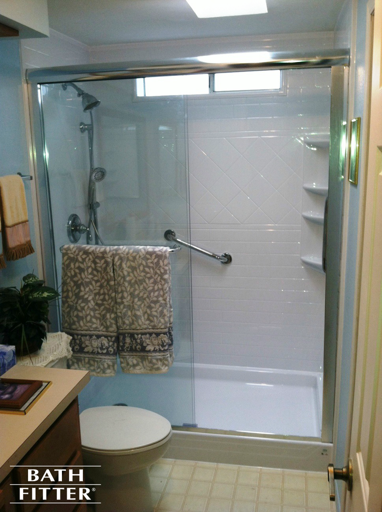 Work with our certified professionals to upgrade your shower or tub ...