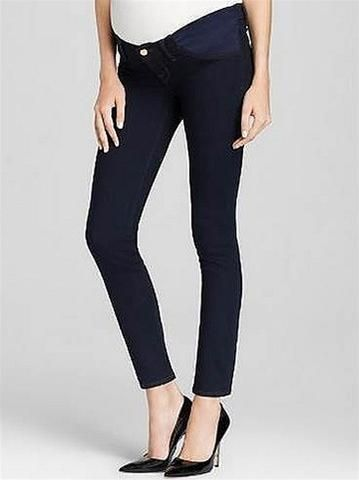 Skinny and dark...the denim must-have. Underbump styling make these feel almost like your normal jeans...except more comfortable!Bump