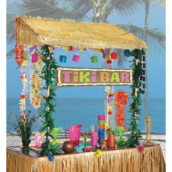 Inspiration Photo Tiki Hut: Luau Decorations, Tiki Party, Luau Party