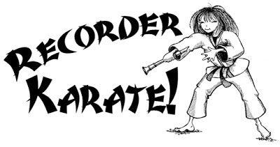 ♫ We ❤ Music @ HSES! ♫: Recorder Karate