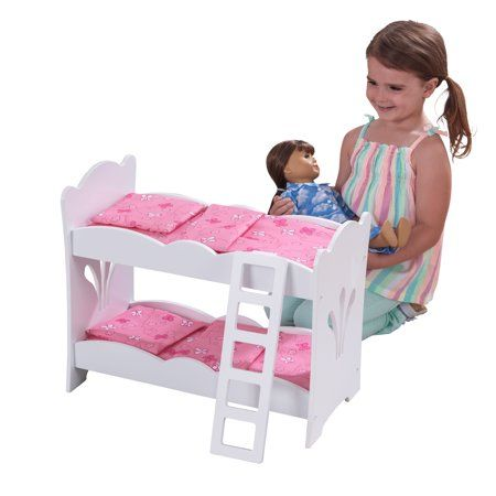 Toys Doll Bunk Beds Bed Wooden Bunk Beds