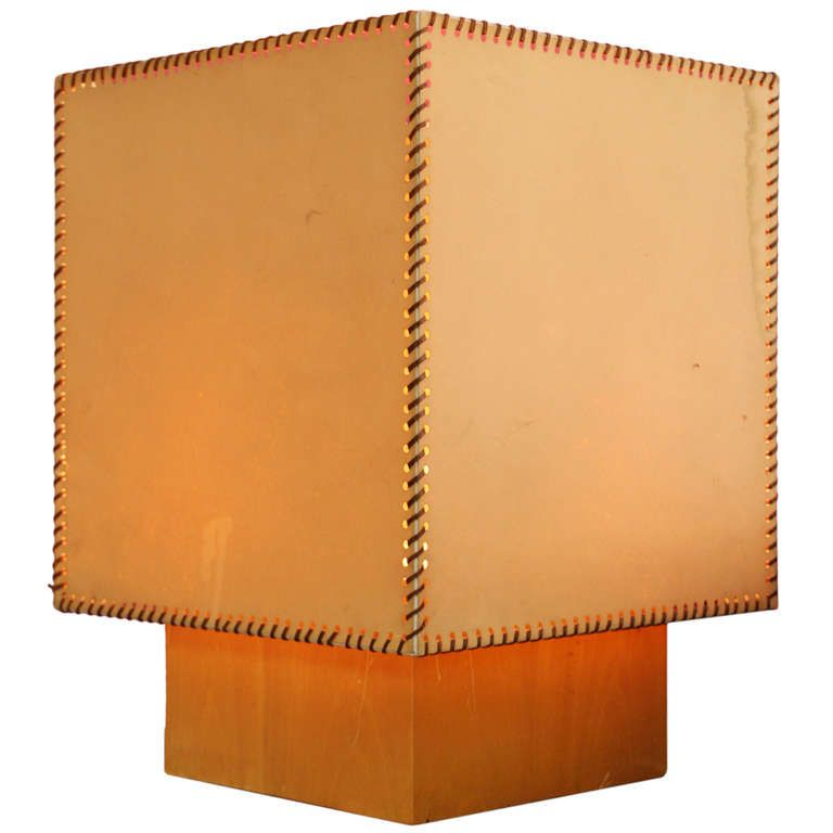 Luis Barragan Table Lamp 1stdibs Com Vintage Table Lamp Lamp Luis Barragan
