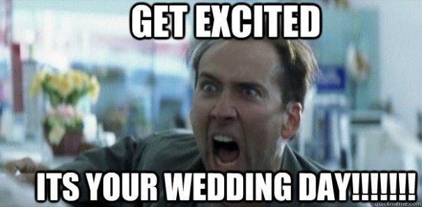Image of: Tattoos Funny Wedding Meme Askideas weddingday memesotrue Memes Monkey Wedding Day Meme So True My Wedding Pinterest Wedding Wedding