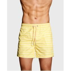 Gant Breton Stripe Swim Shorts (Gelb) GantGant #linendresses