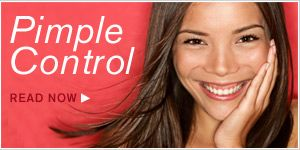 Pimple Control - take control of acneic skin #acnetips