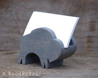 Buffalo business card holder desk accessory business card display buffalo business card holder desk accessory business card display buffalo gift buffalo reheart Gallery