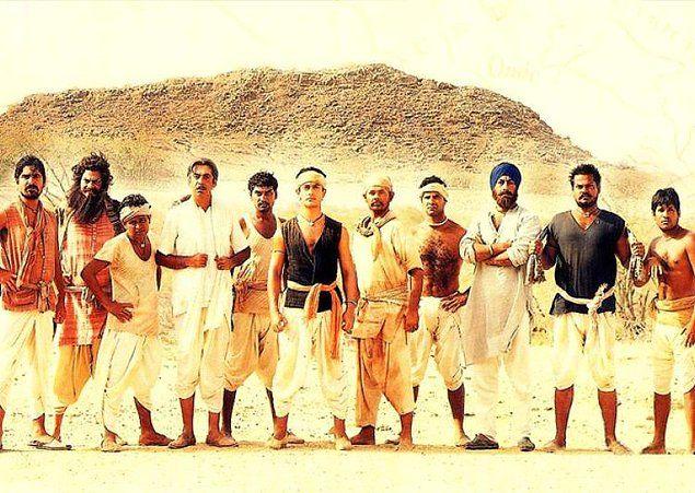 Lagaan Bir Zamanlar Hindistanda 2001 Izlenecek Filmler