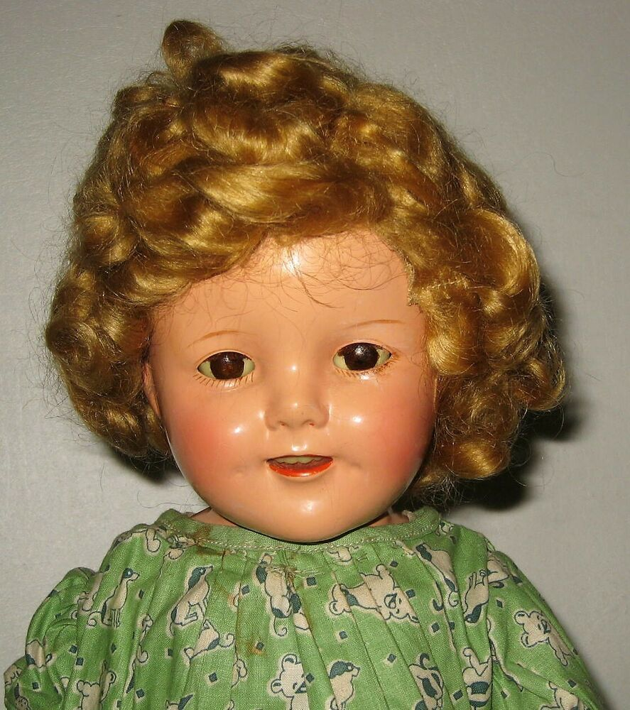 Doll Doctor Renew //Fix Composition Flirty Eyed Shirley Temple Doll Eyes /& Lashes