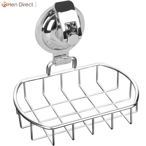Details About Soap Dish Tray Vacuum Suction Cup Soap Holder For Shower Bathroom And Kitchen Soap Holder Soap Tray Stainless Steel Panels