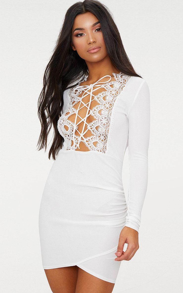 White Lace Long Sleeve Bodycon Dress Klamath Falls Slick Here Pictures White Lace Long Sleeve Bodycon Dress Bodycon Dress Women Bodycon Dress [ 1180 x 740 Pixel ]